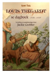 Book Cover: Louis Tregardt se dagboek: 1836 - 1838