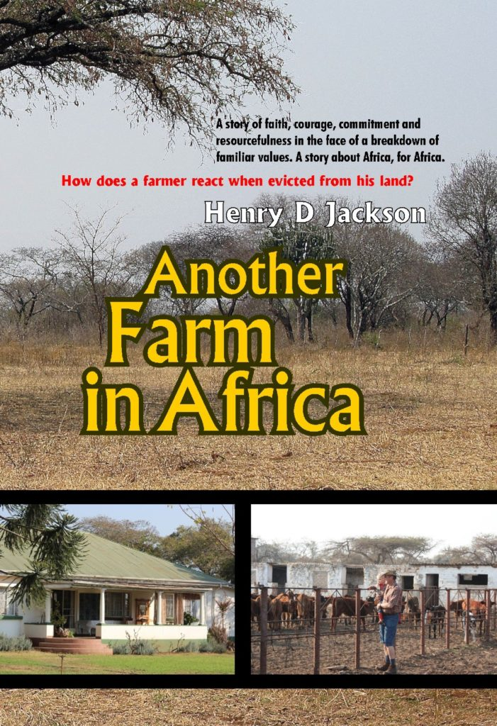 Book Cover: Another Farm in Africa