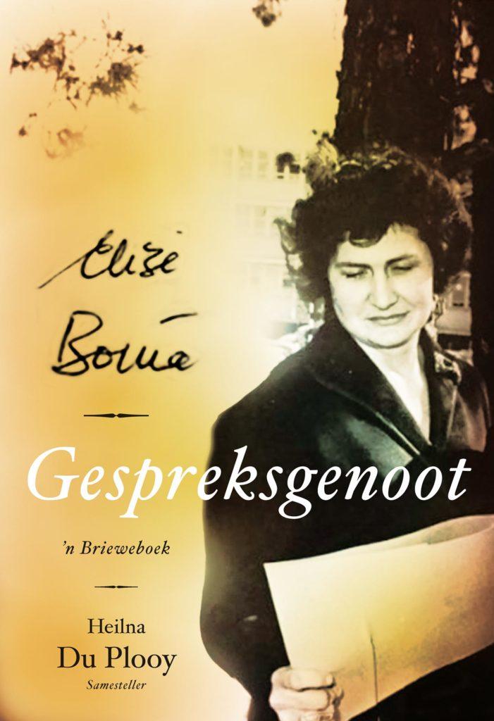 Book Cover: Gespreksgenoot: 'n brieweboek